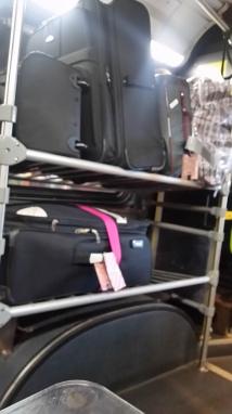 So much luggage!