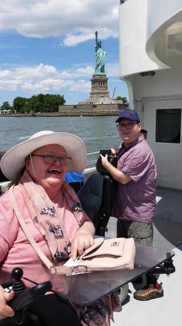 Professional tourists