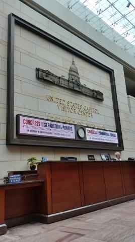 US Capitol Visitors Centre