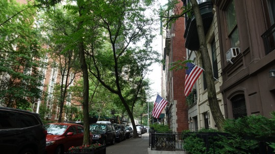 The Upper West Side was so great to explore